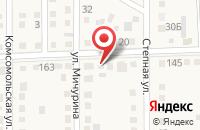 Схема проезда до компании Средняя общеобразовательная школа №3 в Крымске