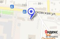 Схема проезда до компании ТОРГОВЫЙ КОМПЛЕКС СГЭМ в Цимлянске
