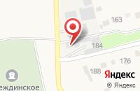 Схема проезда до компании Склад-магазин в Надежде