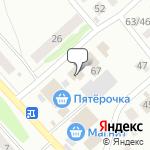 Магазин салютов Кинешма- расположение пункта самовывоза