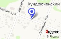 Схема проезда до компании МДОУ ДЕТСКИЙ САД РОДНИЧОК в Орловском