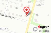 Схема проезда до компании Триумф-М в Кинешме