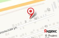 Схема проезда до компании Чайхана в Надежде