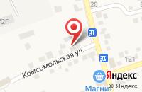 Схема проезда до компании Шиномонтажная мастерская в Надежде