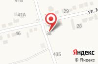 Схема проезда до компании Автокомплекс в Надежде