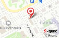 Схема проезда до компании Волгодонское Агентство Поддержки Малого Среднего Бизнеса в Волгодонске