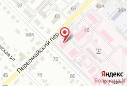 Городская больница №1 в Волгодонске - переулок Первомайский, 46/45: запись на МРТ, стоимость услуг, отзывы