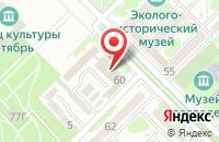 Схема проезда до компании Забота в Волгодонске