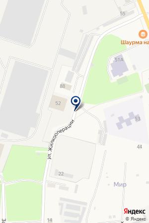 АВАРИЙНО-СПАСАТЕЛЬНЫЙ ОТРЯД Г. ВЫКСА на карте Выксы