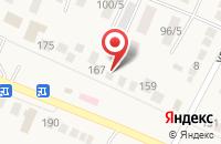 Схема проезда до компании Фаворит в Выксе