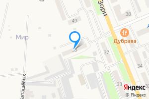 Двухкомнатная квартира в Выксе ул. Красные Зори, 35