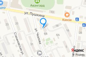 Комната в Выксе ул. Чкалова, 64