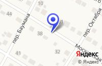 Схема проезда до компании ПТФ СОЛОНИЦЫН в Выксе