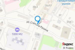 Сдается двухкомнатная квартира в Выксе Ст.Разина