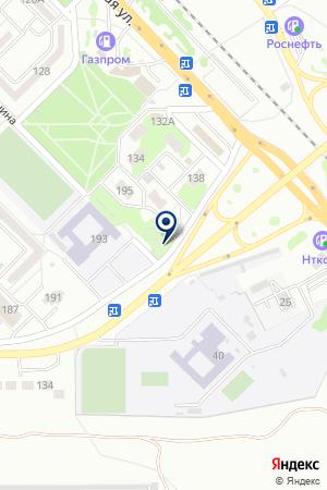 АВТОРЫНОК ЛАДА на карте Волгодонска