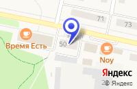 Схема проезда до компании ДИЗАЙН-СТУДИЯ РЕКЛАМЫ РИЗО в Выксе