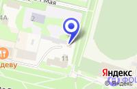 Схема проезда до компании ИНФОРМАЦИОННО-ВЕЩАТЕЛЬНАЯ СТУДИЯ АЛЕКС в Навашино