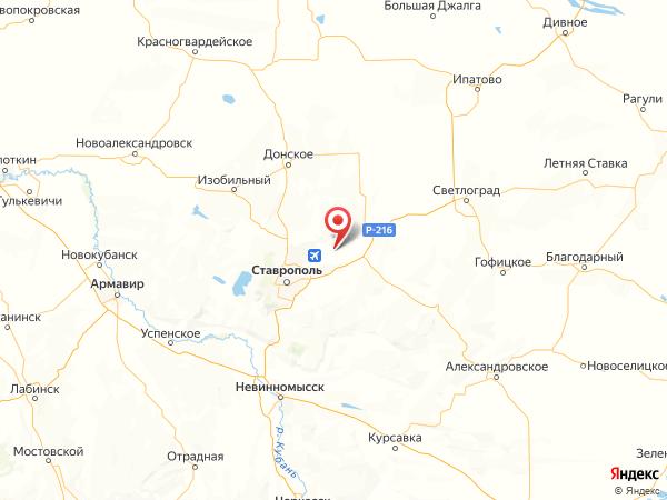 хутор Кизилов на карте