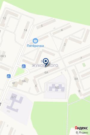 МАГАЗИН ХЛЕБ на карте Выксы