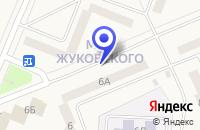 Схема проезда до компании СПОРТКОМПЛЕКС МЕТАЛЛУРГ в Выксе