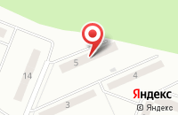 Схема проезда до компании Леон в Выксе