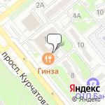Магазин салютов Волгодонск- расположение пункта самовывоза