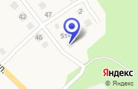 Схема проезда до компании ПРОИЗВОДСТВЕННОЕ ПРЕДПРИЯТИЕ РУСЛЭНД в Навашино