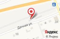 Схема проезда до компании Автостоянка в Старомарьевке