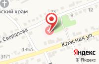 Схема проезда до компании Старомарьевская врачебная амбулатория в Старомарьевке