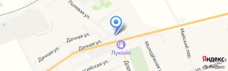 Магазин на карте Старомарьевки