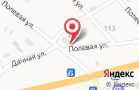 Схема проезда до компании Магазин в Старомарьевке