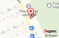 Схема проезда до компании Анжелика в Старомарьевке