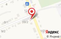 Схема проезда до компании Копейкин Дом в Старомарьевке