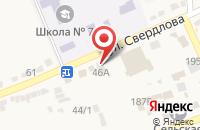 Схема проезда до компании Апшерон в Старомарьевке