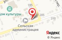Схема проезда до компании Участковый пункт полиции в Старомарьевке