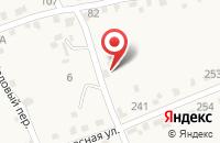 Схема проезда до компании СТО в Старомарьевке