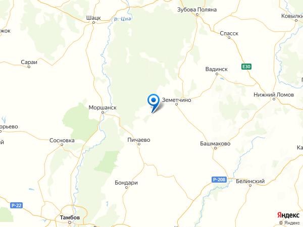 хутор Крутой на карте