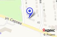 Схема проезда до компании ЖКХ ЖИЛКОМСЕРВИС в Кулебаках