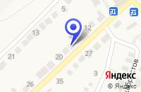Схема проезда до компании КУЛЕБАКСКОЕ ОТДЕЛЕНИЕ в Кулебаках