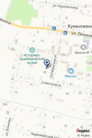 ЛУКОЙЛ-НИЖНЕВОЛЖСКНЕФТЕПРОДУКТ АЗС на карте Михайловки