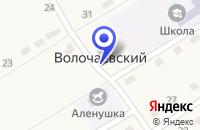 Схема проезда до компании Ф ОТДЕЛЕНИЕ ПОЧТОВОЙ СВЯЗИ в Орловском