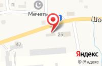 Схема проезда до компании Почтовое отделение в Мирном