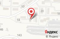 Схема проезда до компании АНТАРЕС в Панковке