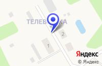 Схема проезда до компании АПТЕЧНЫЙ ПУНКТ в Двинском Березнике