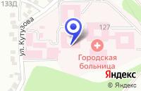 Схема проезда до компании КИСЛОВОДСКАЯ ГОРОДСКАЯ ЦЕНТРАЛЬНАЯ ПОЛИКЛИНИКА в Кисловодске