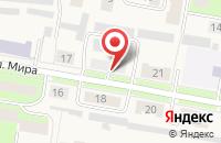 Схема проезда до компании Теплоремсервис в Гороховце