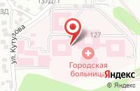 Схема проезда до компании МИБС в Кисловодске