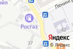 Схема проезда до компании Кольцо в Кисловодске