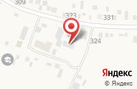 Схема проезда до компании Детский сад №13 в Суворовской