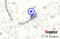 Схема проезда до компании МАГАЗИН ПРОДУКТЫ в Кисловодске